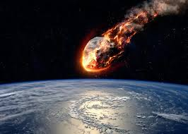 An asteroid with 'earth destroying ...