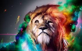 Lion 3D Graphics HD Desktop Wallpaper ...