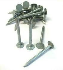 galvanised clout nails extra large