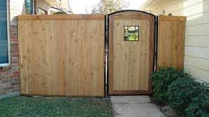 Gates And Drive Gates Spring Creek Fence Gate 972 530 0151
