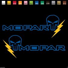 For Flash Punisher Skull Mopar Car Window Vinyl Die Cut Decal Dodge Chrysler Rc028 Car Stickers Aliexpress