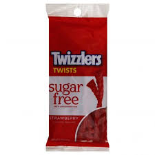 twizzlers twists strawberry sugar