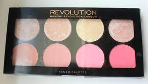 makeup revolution palette ings