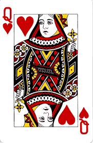 queen of hearts ilration google