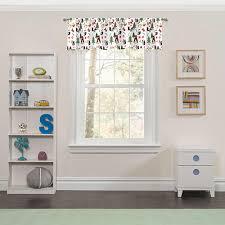 Kids No Brand Valances Kids Window Treatments Boscov S