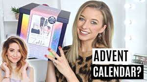 zoella christmas s 2018 advent