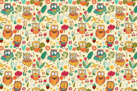 pink owl wallpaper wallpapers