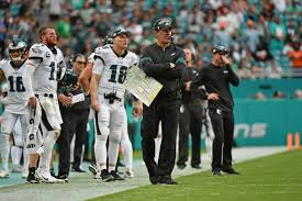 """Inquirer Story Says Doug Pederson Was """"Pissed Off"""" and """"Irritated"""" With  Front Office Involvement in Mike Groh and Carson Walch Firings - Crossing  Broad"""