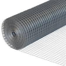 Wire Mesh Galvanized 25mm X 25mm Holes 17g