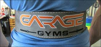 from one pioneer powerlifting belt to