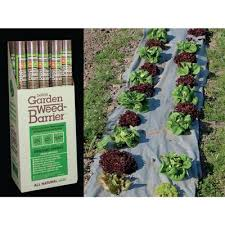 dewitt biodegradable weed barrier
