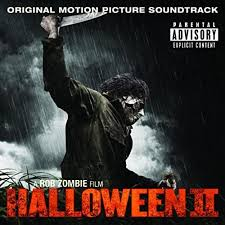 Halloween II Original Motion Picture Soundtrack A Rob Zombie Film ...