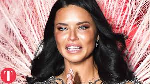 The Untold Truth Why Adriana Lima Left Victoria's Secret - YouTube