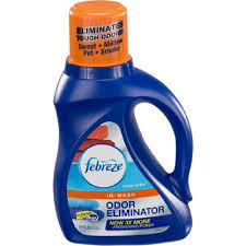 odor removers for smelly laundry