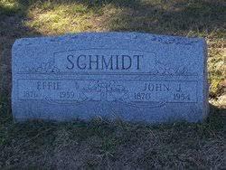 John J. Schmidt (1870-1954) - Find A Grave Memorial