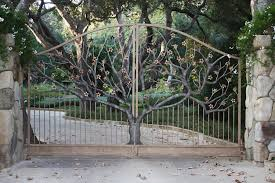 A Homeowner S Guide To The 3 Common Types Of Wrought Iron Gates Artmexinc