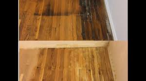 pet urine sns from wood floors