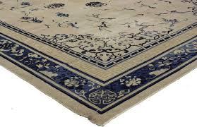 consigned antique chinese peking rug