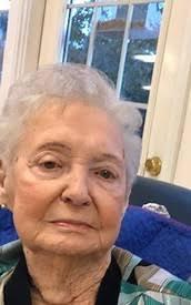 Mable Esperance Graham 1924 2018, death notice, Obituaries, Necrology