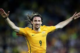 Josh Kennedy ... looking to cement his spot in Holger Osieck's side. (file  photo) - ABC News (Australian Broadcasting Corporation)
