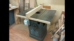 My Homemade Shaper Or Table Saw Fence Biesemeyer Style Youtube