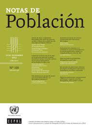 Notas De Poblacion N 105 By Publicaciones De La Cepal Naciones