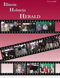 Illinois Holstein Herald Fall 2007 by Julie Drendel - issuu
