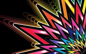 colorful 3d wallpaper ① wallpaper