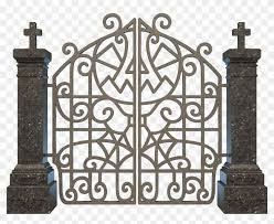 Download And Share Clipart About Halloween Graveyard Gate Png Clipart Image Graveyard Gate Png Find More High Qu Halloween Graveyard Clipart Images Clip Art