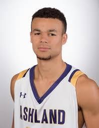 Adrian Cook - 2016-17 - Men's Basketball - Ashland University