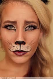 diy cat makeup tutorials for halloween