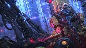 fantasy cyberpunk 4k 4k wallpapers