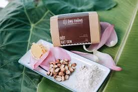 Bột hạt sen – Nguyên liệu CẦN cho những món NGON BỔ DƯỠNG – Thực ...