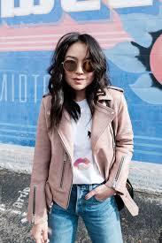 allsaints blush balfern biker jacket