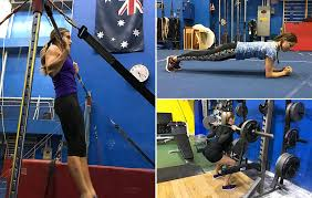 Three Cirque Performers Share Workout Routines