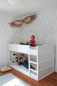 Diy The Stenciled Kid S Room Boreal Forest Edition Remodelista