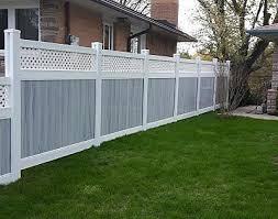 Vinyl Fence Deck Installation Project Photos In Toronto