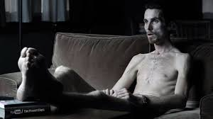 Christian Bale looking Like skeleton ...