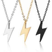 pendant necklace for men gold silver