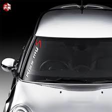 Kiss My S Car Window Sticker Body Decal For Mini Cooper R50 R52 R53 R55 R56 R57 R58 R59 R60 R61 F54 F55 F56 F57 F60 Accessories Car Stickers Aliexpress