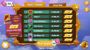 A very cool cheater story :) and how ROVIO deals with cheaters ...