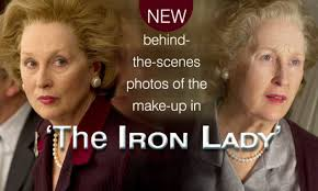 the iron lady behind the scenes photos