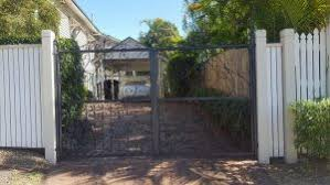 What Are The Different Types Of Wrought Iron Gates