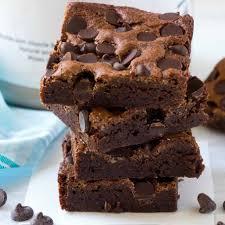 healthy protein brownies recipe
