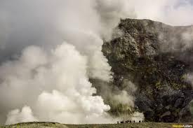 Image result for white blanket volcanic gasses hawaii