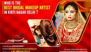 best beauty parlour for bridal makeup