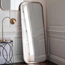 antique champagne renata leaner mirror