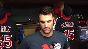 Adam Plutko on promotion to the Indians - YouTube