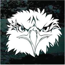 Eagle Car Decals Stickers Decal Junky