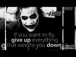motivational quotes by joker inspirational quotes by joker